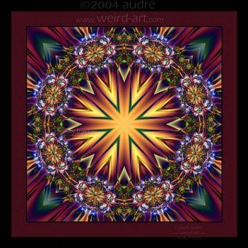 HOROSZKÓP---MANDALA 3