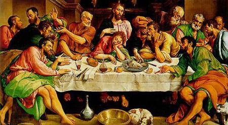 J.Bassano - L'ultima cena
