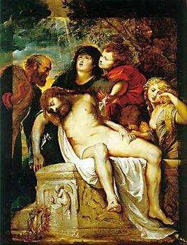 Rubens - La Pieta
