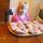 kakaós csiga-gyerekjáték