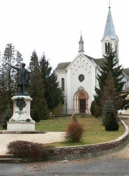 Nagycenk templom