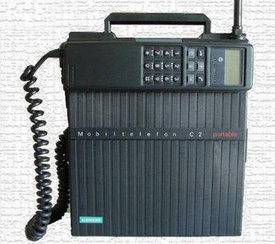 régi mobiltelefon