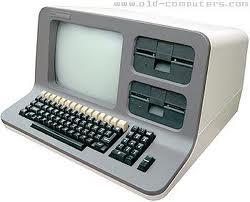 régi számítógép