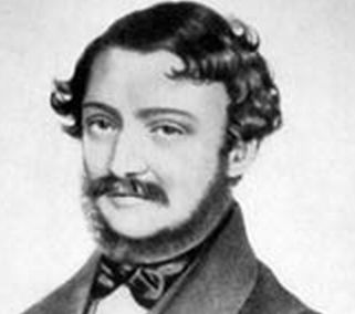 Erkel Ferenc 1845