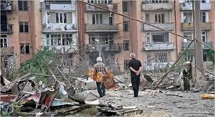 Groznij a csecsen főváros