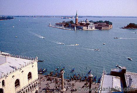 San Giorgio Maggiore sziget - Velence