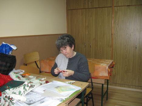 Tündér-tű varrókör, Marika