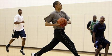 Obama balesete.