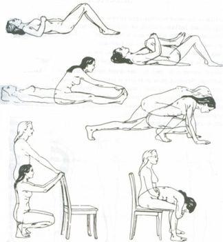 Gyakorlatok hátfájás ellen 5
