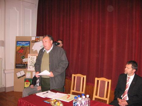 Joó Ferenc előadó