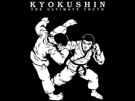 kyokushin fekete