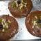 Pisztáciás muffin.
