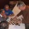 Gönyű - Flesch 2 Mosonmagyaróvár megyei I. oszt. sakkmérkőzés (5,5-4,5) 19
