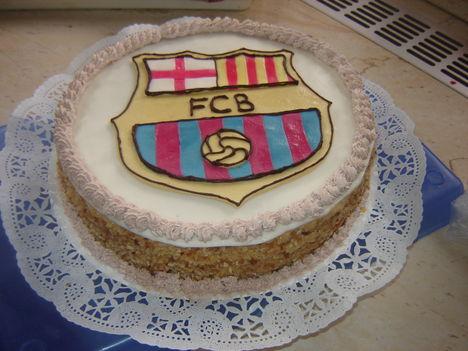 barcelona torta