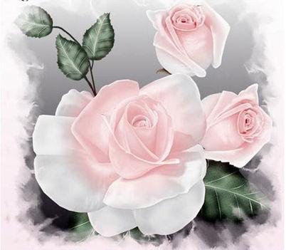 csillogó virágos kép 23