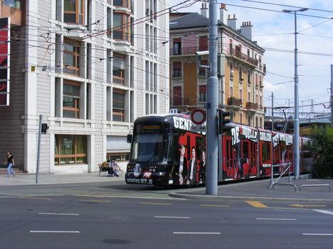 Genf, Servette negyed