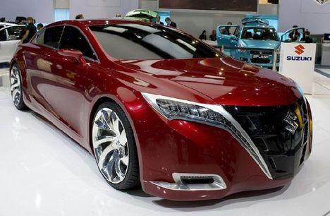 Suzuki autó