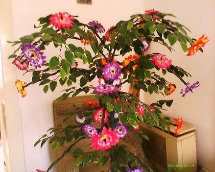 Egyedi készitésű,világitós virágok! 10