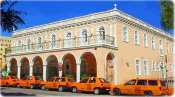 A Belga konzulátus épülete Curitiba-ban