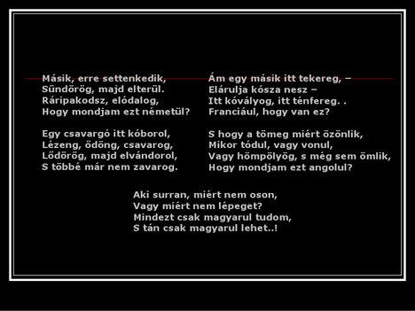 érdekességek a magyar nyelvről 27