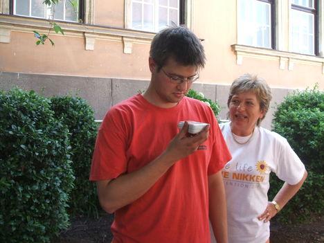 Magboy használata - Tokaj 2008. 4