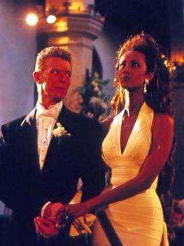David Bowie és Iman