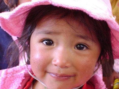 Peru Girl.