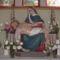 Piéta, gyönyörű szobor a Kerekegyházi templomban