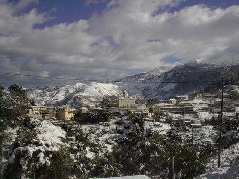 krétai hó