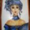 Kék asszony