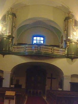 Márianosztrai orgona