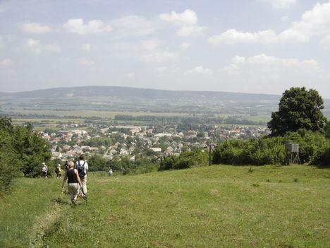 Keleti-Bakony, Gaja-völgy