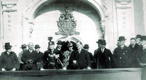 Thurner Mihály polgármester beszéde