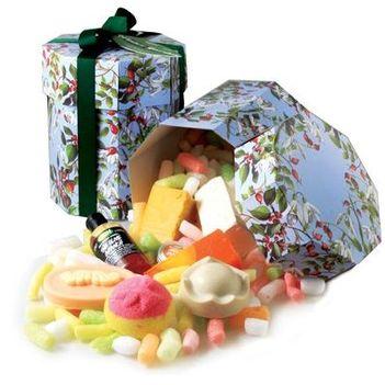 Lush Karácsony 2010: WINTER GARDEN ajándékcsomag