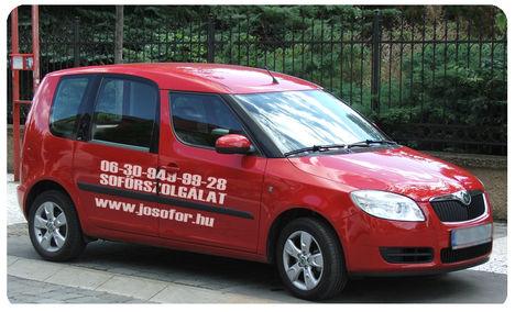 Sofőrszolgálat - www.josofor.hu