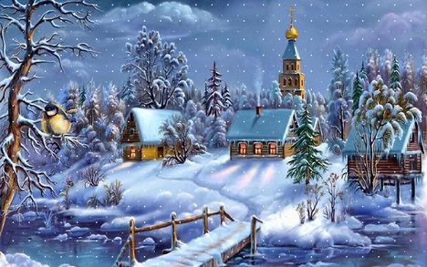 karácsonyi-háttér