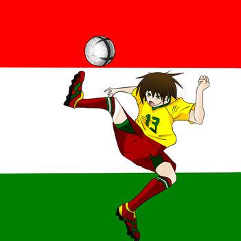 Alice Football Style