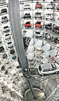 Japanese Extreme Parking