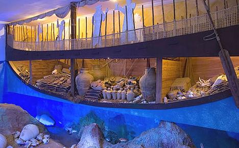 Víz Alatti Archeológiai Múzeum