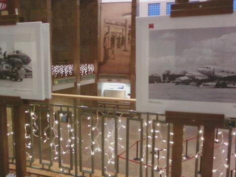 Az egyes terminál karácsonyi köntösben 11