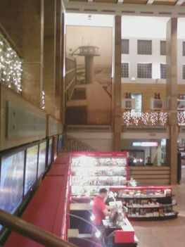 Az egyes terminál karácsonyi köntösben 5