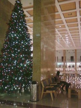 Az egyes terminál karácsonyi köntösben 6