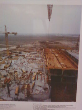 Az épülő kettes terminál 83-ban
