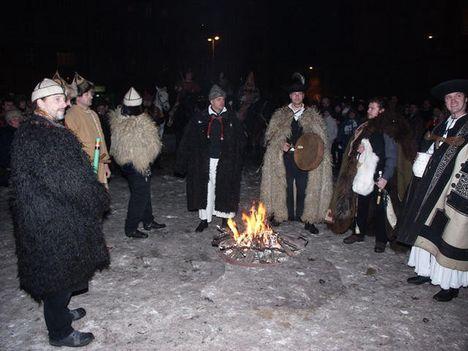 téli napforduló ünneplése