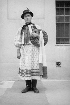 erdélyi férfi viselet 1941