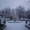 Karácsony vasárnap le esett a hó 3