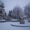 Karácsony vasárnap le esett a hó 4