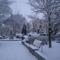 Karácsony vasárnap le esett a hó 5