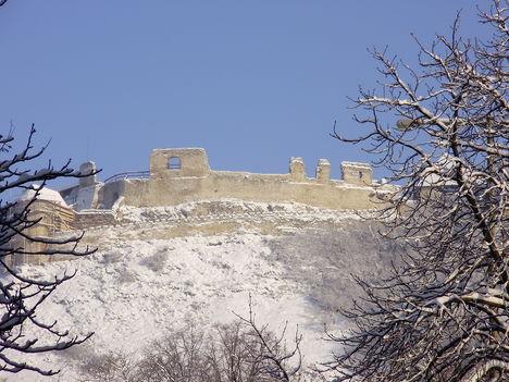 téli képek 3 Sümeg