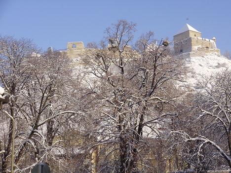 téli képek 4 Sümeg